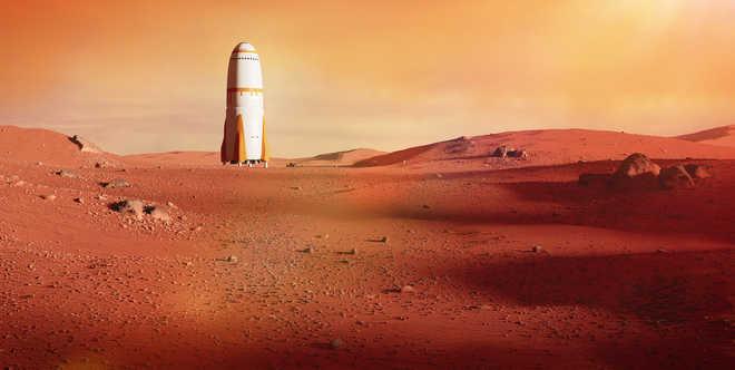 Pasta-like rocks best bet for life on Mars: Study