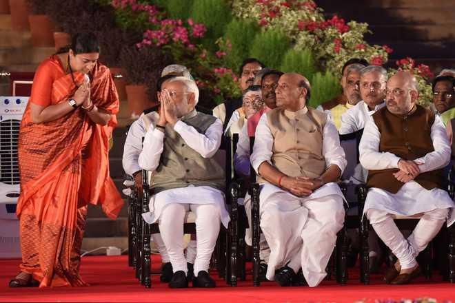 Meet Modi 2.0 Cabinet