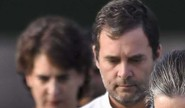 LS results: Sonia, Priyanka meet Rahul as Congress stares at defeat