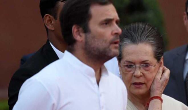 Sonia Hints Rahul Will Remain Cong Chief