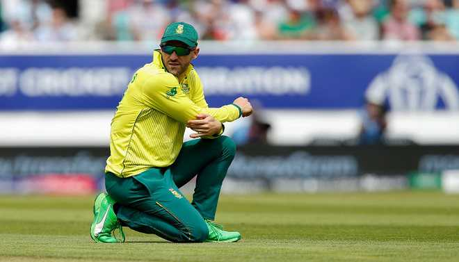Faf Promises Proteas Fightback In WC