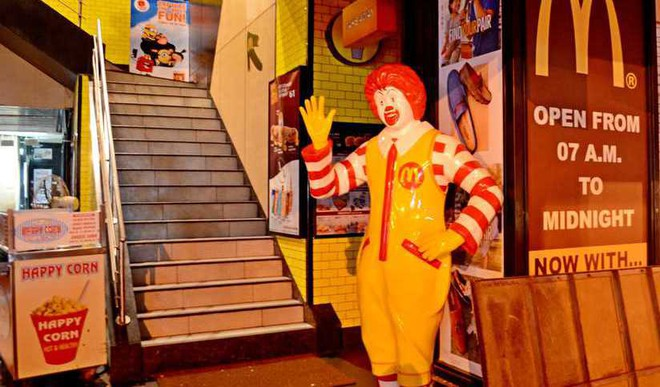 McDonald's To Pay Rs 70k For Insect In Burger