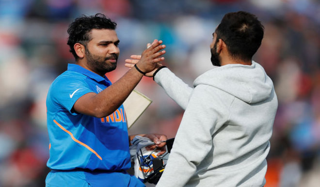 'Rohit's Good Form Will Ease Pressure On Virat'