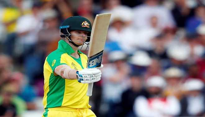 Oz Skipper Aaron Finch Hails Steve Smith As 'World's Best'