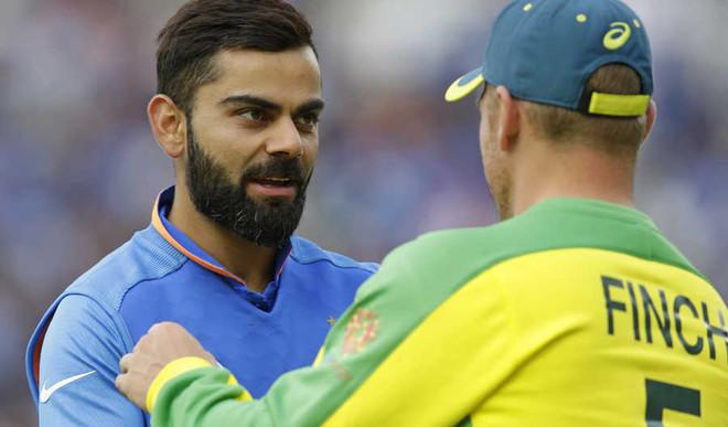 We Were Extra Motivated Against Australia: Kohli