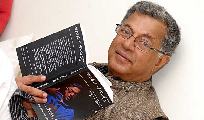 One Man, Many Crafts: Girish Karnad