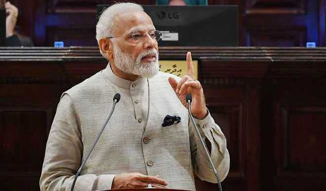 Think Of Yourself As PM: PM To Secretaries