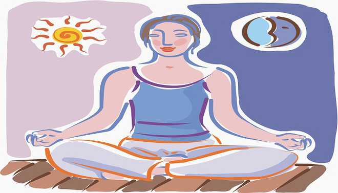 Tannisha: Bust Stress With Yoga