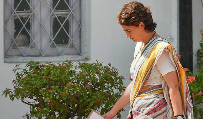 Congress Wants Priyanka As UP's CM Face