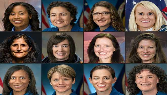 Who Will Be 1st Female Moonwalker?