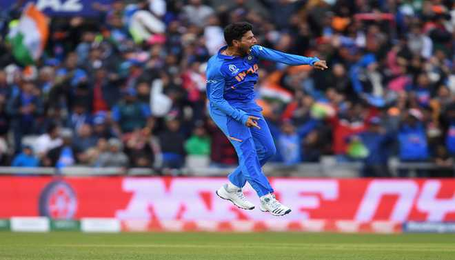 Kuldeep Revives 'Ball Of Century' Memories