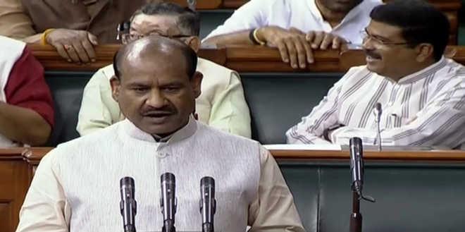 BJP's Om Birla Elected Lok Sabha Speaker