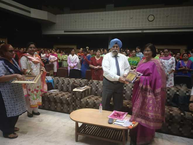 Teachers of Shivalik Schools participate in INSET Programme