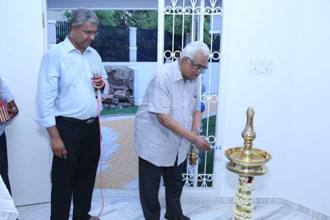 KG Block Inaugurated at Union Christian