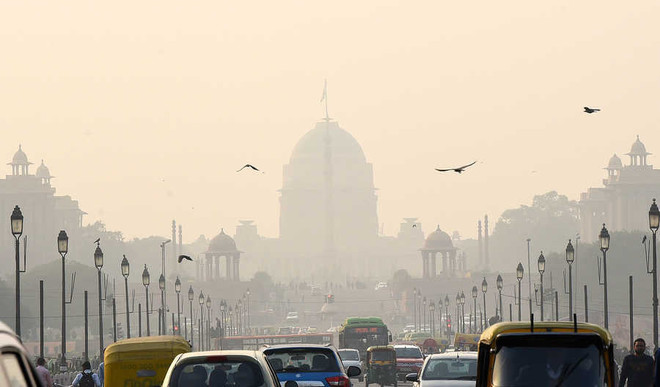 How Delhi Breached Ozone Safety Mark This Summer