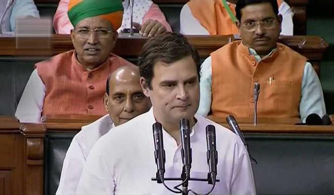 Rahul Gandhi Firm On Quitting