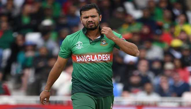Mortaza Aims Semis Despite Oz Loss