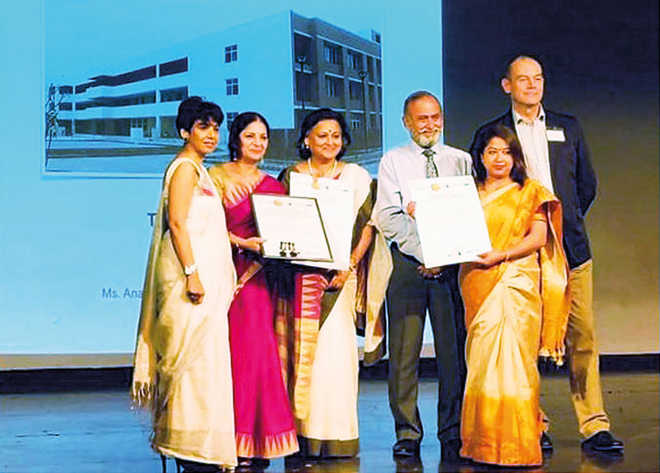 Kalyani School Wins REX Karmaveer Award