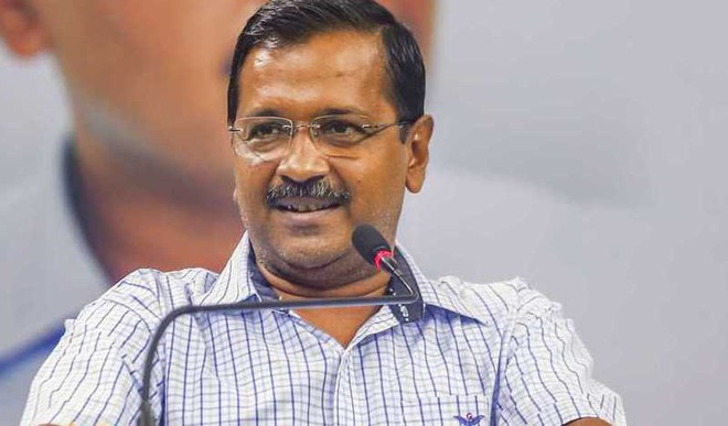 24x7 Clean Water In Your Taps By 2024: Kejriw..