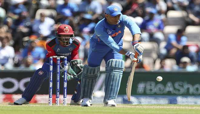 All Eyes On MSD Ahead Of WI Clash