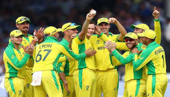 Australia Peaking At Right Time: Waugh