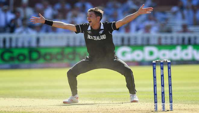 Boult Bemoans Timing Of Lord's Hat-trick