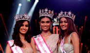 Rajasthan Girl Suman Rao Crowned Miss India