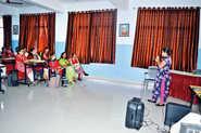 Teachers Hone Their Skills At Workshop