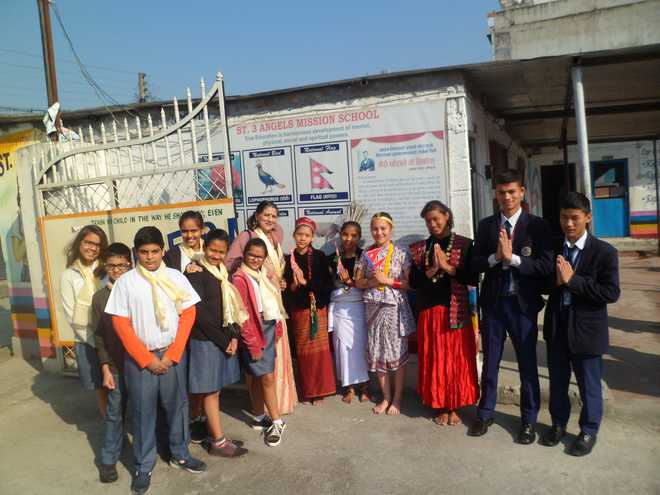 LSA team visits Nepal for student exchange programme