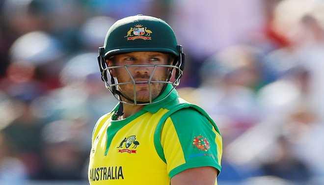 Eng Semi-final Excites Oz Captain Finch