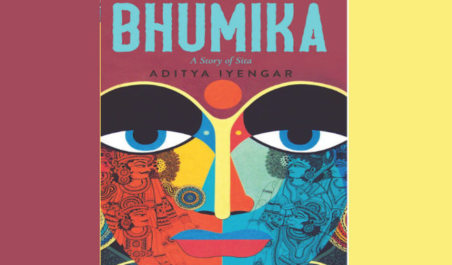 Aditya Iyengar's New Book On Sita