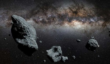 Asteroids May Play Key Role In Spreading Life: Study
