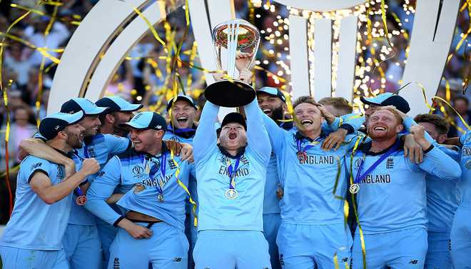 'WC Win Can Spark Eng Cricket Revival'