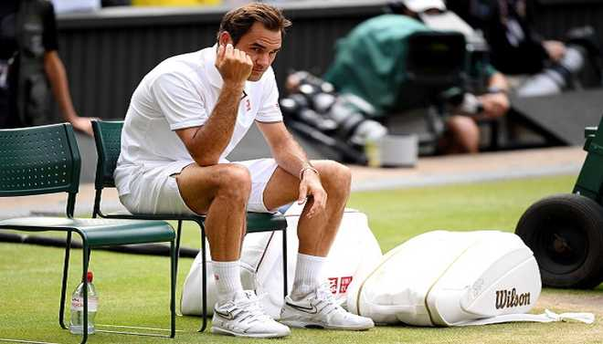 Federer And The Match-point Jinx