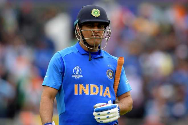 MS Dhoni Won't be First-choice Wicketkeeper
