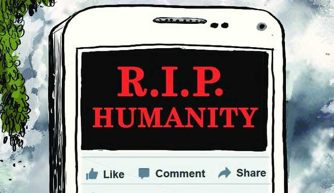 Gouri: Has Humanity Lost Its Way?