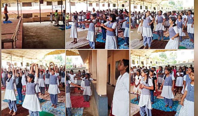 Holy Trinity English Medium School, Alathara
