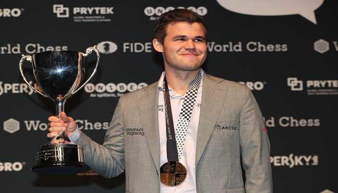 India's Top 3 To Challenge Carlsen