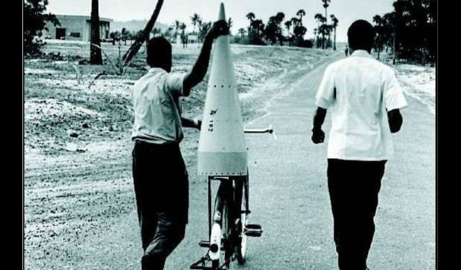 The Inspiring History Of ISRO, Powering India's Space Fantasy