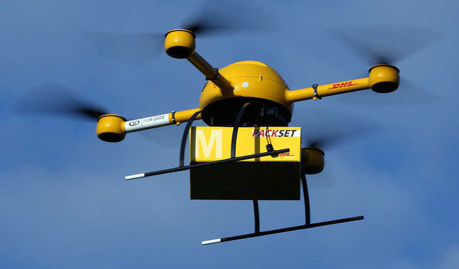 Drones Will Deliver Medicines In West Bengal