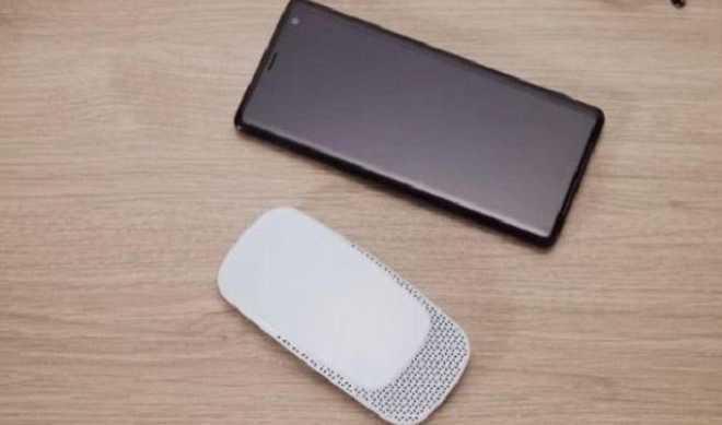 Soon, Portable AC Smaller Than Phone