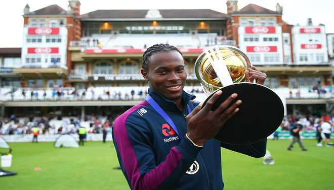 Jofra Archer In Eng Squad For Ashes