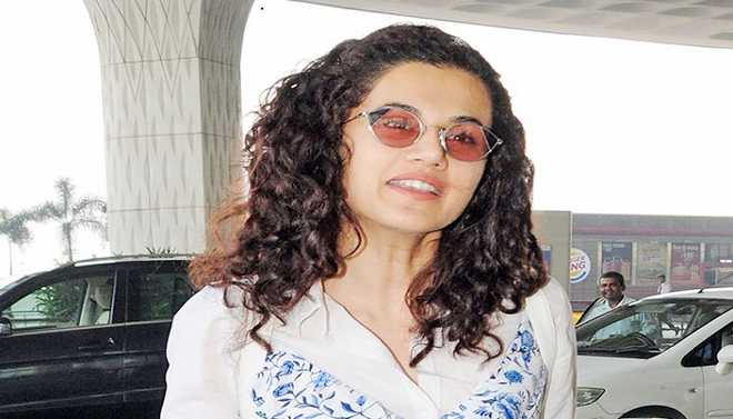 Actress Taapsee Pannu Says The Hero/Heroine Distinction Is A Gender-based Stereotype. Do You Agree?