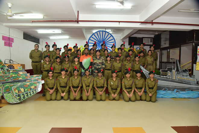 Kargil Vijay Diwas Celebration at Delhi Public School, Eldeco