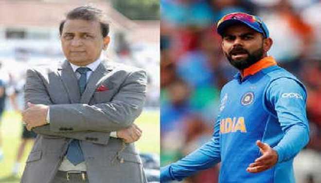 Gavasakar Questions Kohli's Captaincy