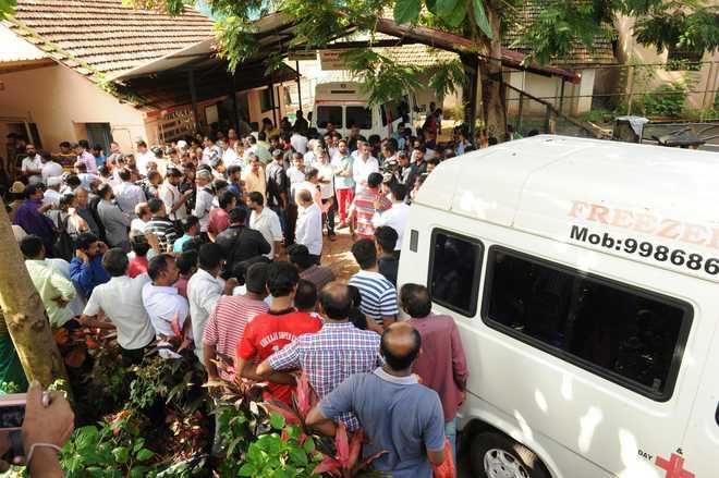 Missing CCD owner VG Siddhartha dead