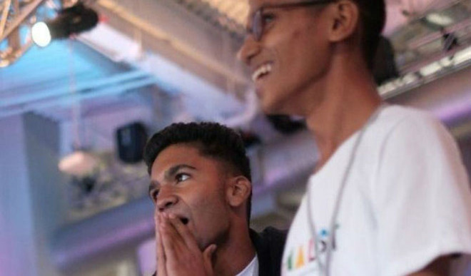 Two Indian Kids Win Google Prize For This