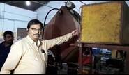 Hyderabad Engineer Turns Plastic To Fuel