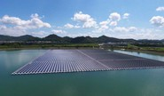 Floating Solar Farms That Suck CO2, Make Electricity
