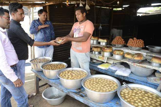 Sweet! More GI greediness from Odisha